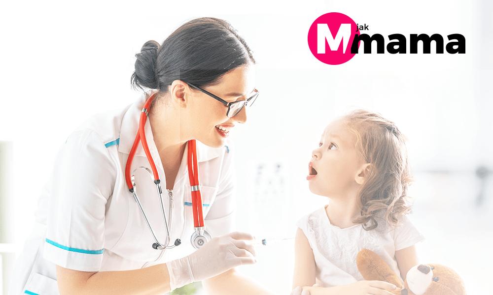 Kalendarz szczepien M jak Mama