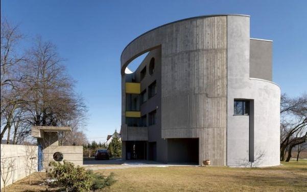Dom w Lublinie – przypominamy jedną z mniej znanych realizacji Dariusza Kozłowskiego