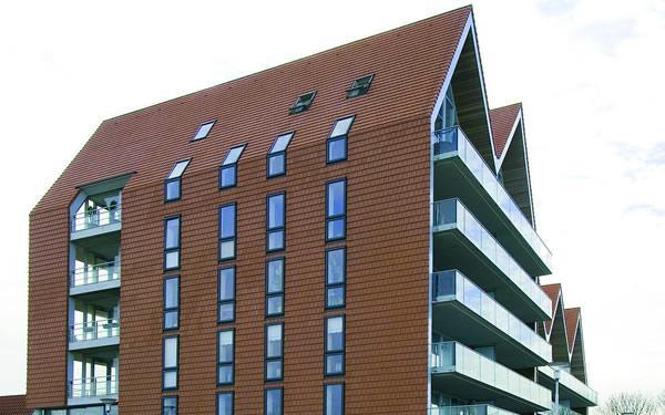 Kompleks apartamentów Vosseborg – Holandia