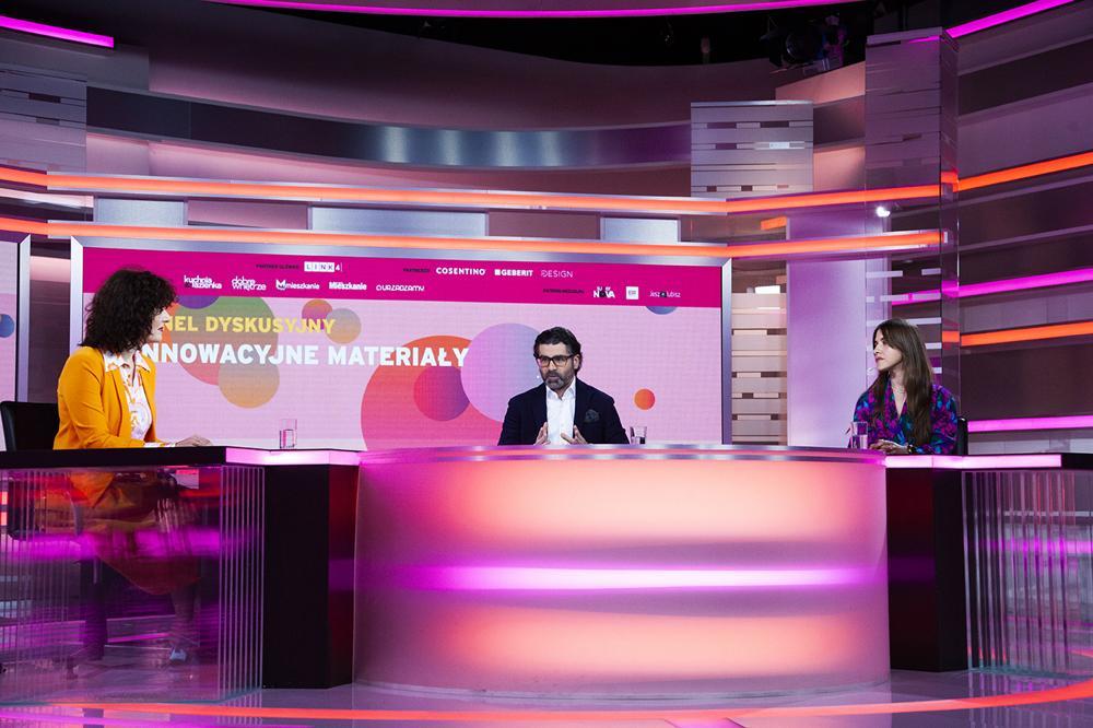Innowacyjne materiały – panel dyskusyjny: wideo