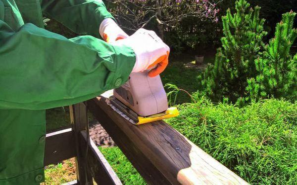 Balustrada drewniana - odnawianie. Instrukcja zrób to sam: materiały i zasady