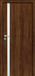 drzwi wewnętrzne<br><b>ESTATO LUX</b>,<br>kolor orzech naturalny zdjęcie